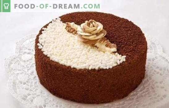 Gâteaux de jour et de nuit: un nom - différentes recettes. Comment faire cuire un délicieux gâteau