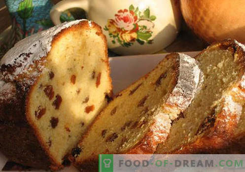 Cupcake dans une mijoteuse - une délicieuse pâtisserie sans tracas! Comment cuire rapidement et savourer un petit gâteau dans une cocotte sur de la crème sure, avec du lait concentré, avec des baies