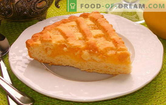 tarte au citron Sandy - personne n'a encore pu résister! Recettes Tartes au citron et au sable pour le thé maison