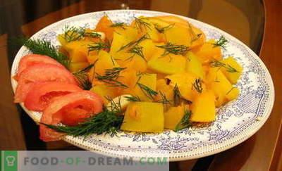 Potiron dans une mijoteuse - les meilleures recettes. Comment bien et savourer cuire la citrouille dans une mijoteuse.
