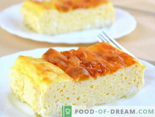 Omelette pour enfants - recettes éprouvées. Comment cuire correctement et savoureux omelette pour enfants.