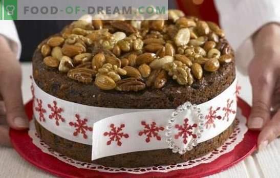 Un délicieux gâteau aux noix est un vrai délice! Recettes maison de gâteaux aux noix étonnants pour tous les goûts