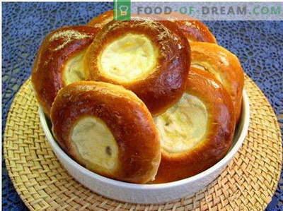 Cheesecakes avec du fromage cottage - les meilleures recettes. Comment bien et savoureux gâteaux au fromage cuits avec du fromage cottage.