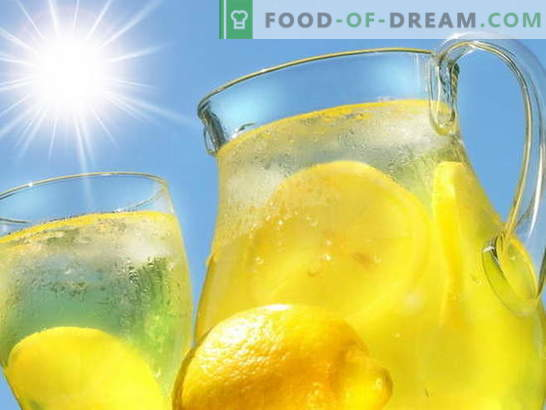 Compote of orange and lemon is a great opportunity to maintain immunity in tone. The best recipes of lemon and orange compotes
