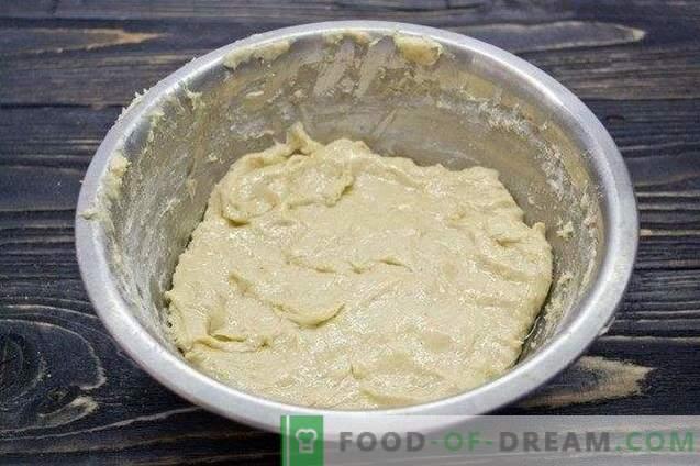 Gâteau de Pâques au miel et aux fruits confits