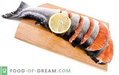 Comment mariner le saumon à la maison: avec du miel, du citron, de la vodka. Des moyens rapides pour le saumon salé à la maison