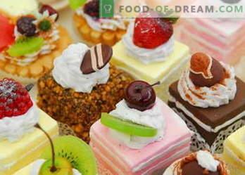Meilleures recettes de desserts. Desserts des peuples du monde.