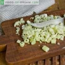 Merlu aux légumes - un poisson pour un menu peu calorique mais savoureux
