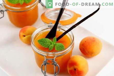 Confiture d'abricot: comment cuisiner correctement la confiture d'abricot