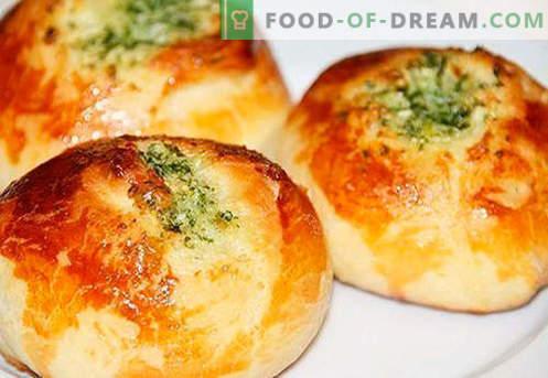 Petits pains faits maison - les meilleures recettes. Comment cuire correctement et savourer des petits pains faits maison