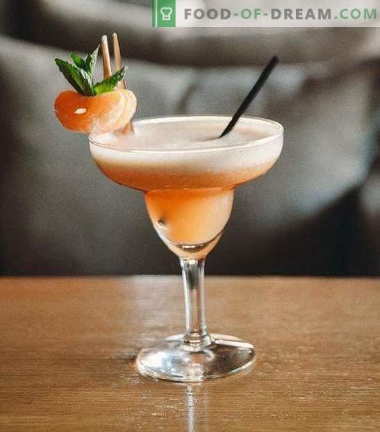 Alkoholfreie Neujahrs-Cocktails: TOP-5-Rezepte und Optionen