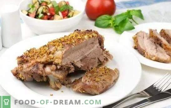 steak de dinde dans le four - un morceau de bien! Recettes de steaks de dinde au four dans différentes marinades, avec des légumes, des sauces