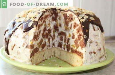 Gâteau Pancho - les meilleures recettes. Comment bien et savoureux faire cuire un gâteau