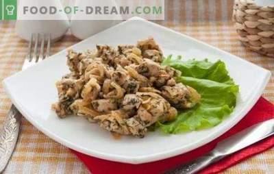 Filet de poulet dans une mijoteuse - recettes du premier et du second plat avec la viande la plus tendre. Filet de poulet à la mijoteuse: recommandations
