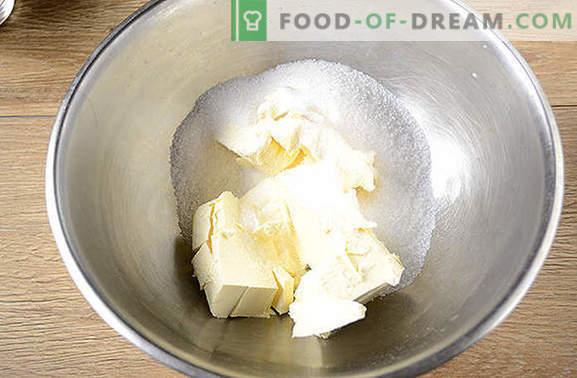 Tarty dżem to szybka niespodzianka rano. Przepisowy przepis na kruche kruche ciasto z dżemem margarynowym