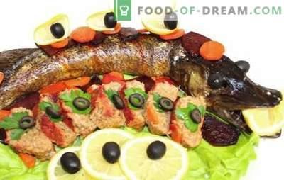 Brochet dans une mijoteuse - un poisson incroyablement savoureux. Méthodes de cuisson du brochet dans une mijoteuse: ragoût, frire, farcir