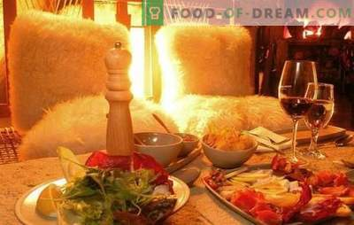 Idées pour un dîner romantique