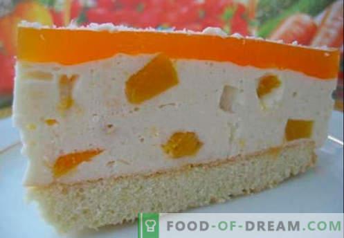 Soufflé au fromage - les meilleures recettes. Comment cuire rapidement et savoureux le soufflé au fromage.
