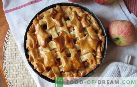 Gâteau à la confiture de pommes - une partie de thé inspirée. Surprenez parents et amis avec des recettes de confiture de pommes