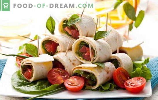 Besoin de cuisiner quelque chose de délicieux à la hâte? Recettes rapides pour savoureux pressé: un invité sur le seuil