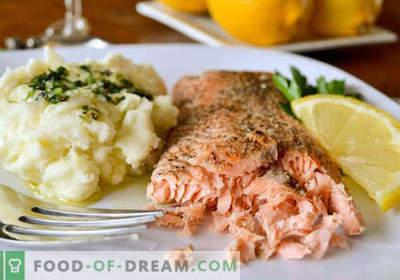 Saumon dans une mijoteuse - les meilleures recettes. Comment cuire correctement et savourer le saumon dans une mijoteuse.