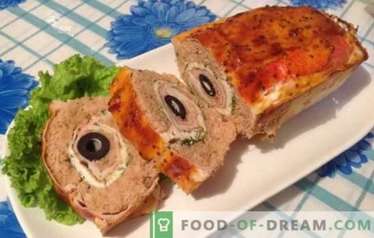 Rouleaux de poisson à partir de poisson frais et salé - simplement et avec goût. Options de poisson bouilli, cuit à la vapeur ou cuit au four pressé