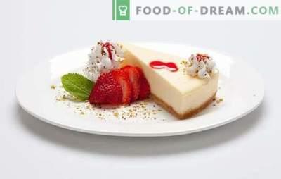 """Cheesecake """"New York"""" - Tarte Américaine? Improvisations sur le cheesecake de New York: recettes de la Grèce antique et du Vieux Monde"""