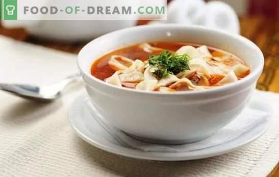 Cuisson du boeuf lagman: épicé et nourrissant. Comment faire cuire des nouilles et sauce pour le lagman classique avec du bœuf