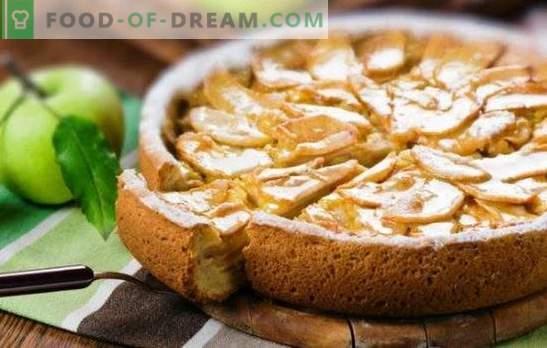 La charlotte douce à la crème sure et aux pommes est un délice de toute la famille. Comment faire une charlotte avec de la crème sure et des pommes de pain sec