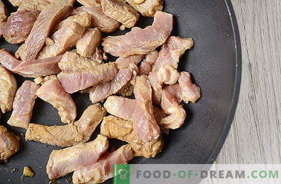 Comment faire cuire de la viande en thaï à la maison? Beaucoup plus facile qu'il n'y paraît