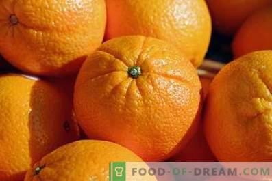 Oranges: avantages pour la santé et les dommages