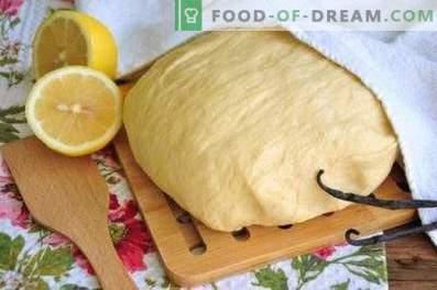 Pâte viennoise pour tartes