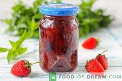 Confiture de fraises dans un multicuiseur