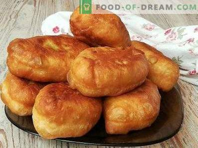 Pâte à tarte frite