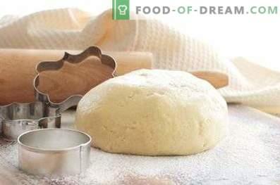 Pâte à la crème sure