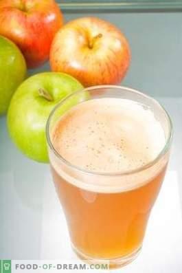 Comment alléger le jus de pomme