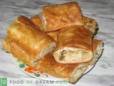 placides moldaves de pâte à fumée