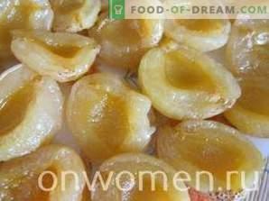 Abricot confit sans pépins