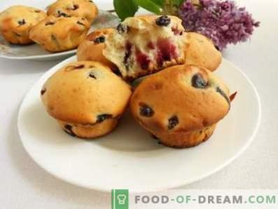 Quelle est la différence entre les muffins et les muffins