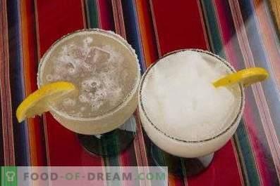 Tequila à la maison