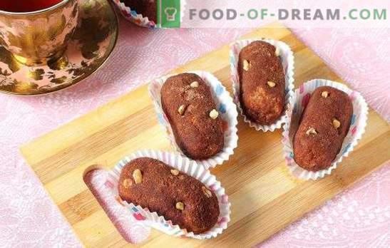 Recettes pour le thé: rapide et savoureux à la hâte. Gâteaux, muffins, gâteaux, biscuits et autres recettes de thé rapides et savoureuses